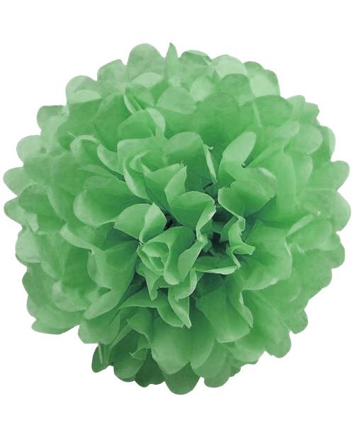 Paper Flower Pom Poms (15cm)