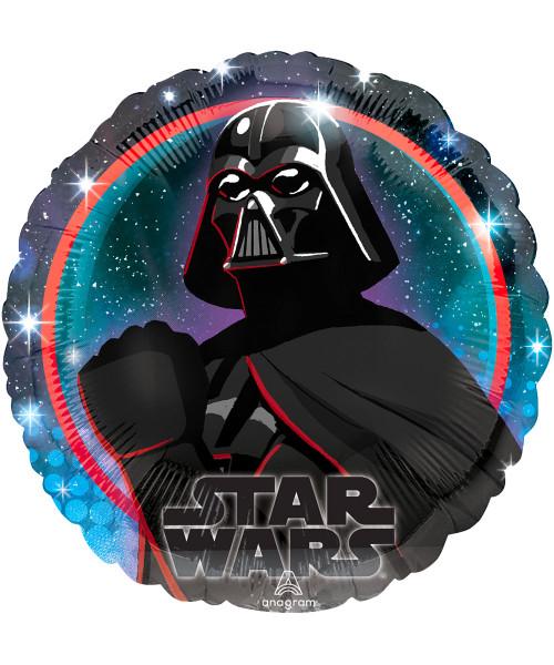 [Star Wars] Star Wars Galaxy Darth Vader Foil Balloon (18inch) (A42751 )