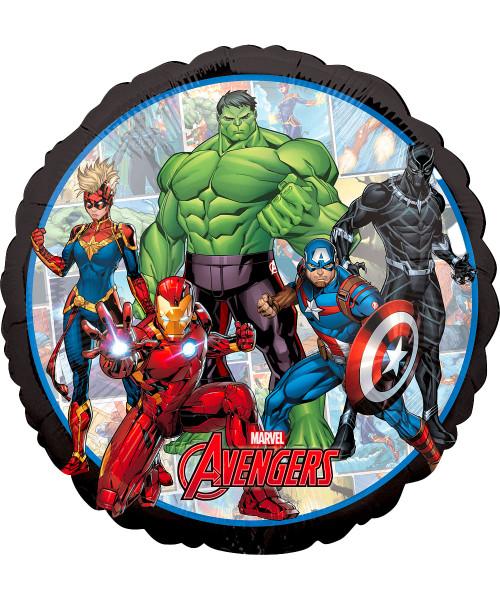 [Avengers] Avengers Marvel Powers Unite Foil Balloon (18inch) (A40709)