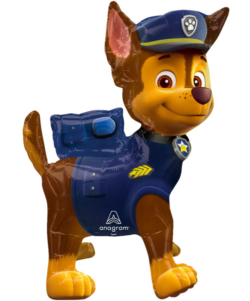 Paw Patrol Chase Décor Foil Balloon (24inch) (A42565)