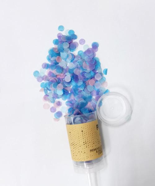 Confetti Party Popper (18cm) - Little Mermaid