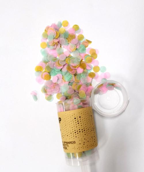 Confetti Party Popper (18cm) - Candy Mix