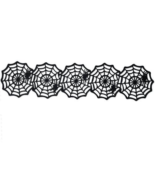 Halloween Decoration - Creepy Crawly Spider Webs (81cm)