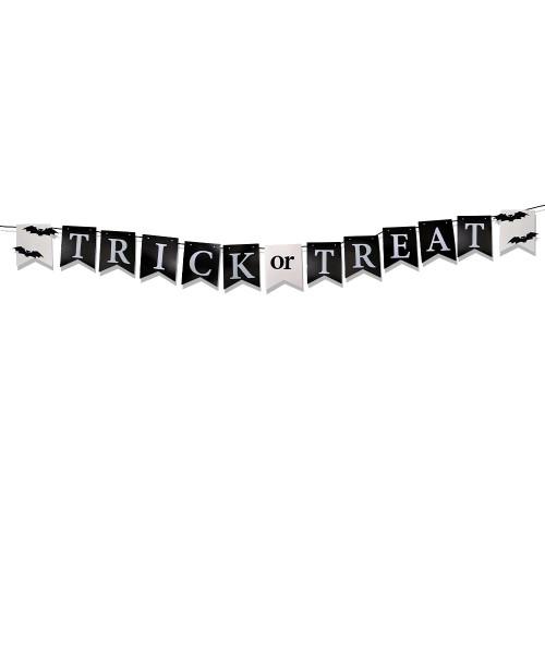 [Halloween] Trick or Treat Bunting (3 meter)