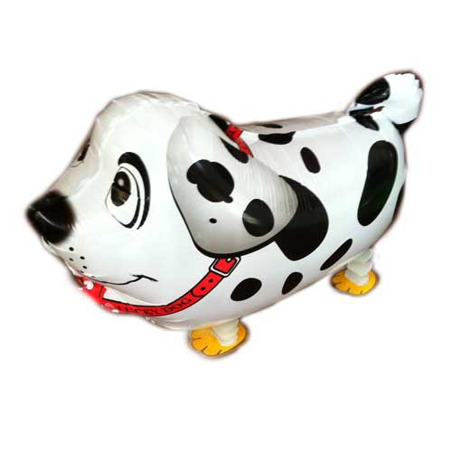 Walking Pet Balloon - Dalmation Dog