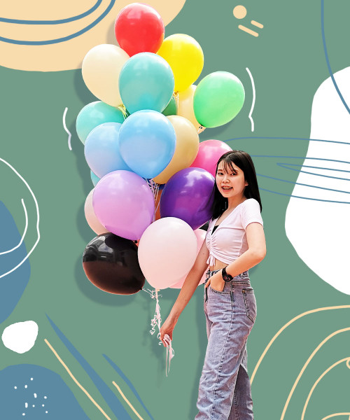 "12"" Standard Fashion Color Round Latex Balloons (25 Colors)"