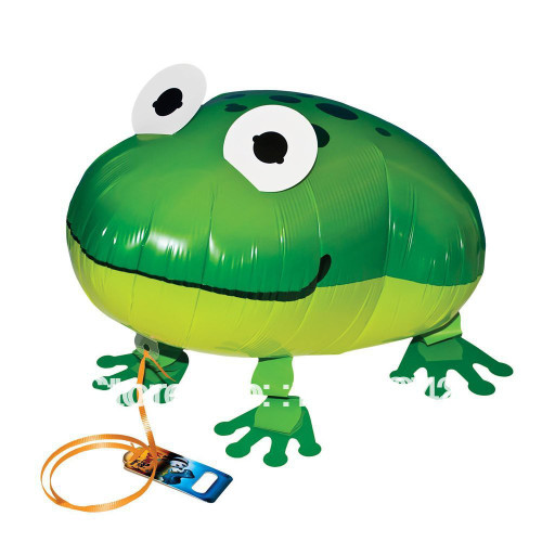 Walking Pet Balloon - Frog