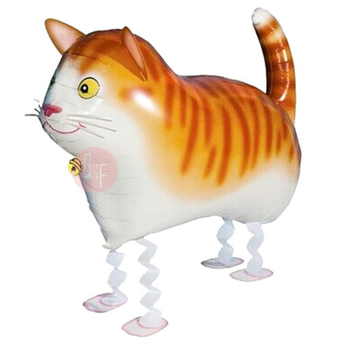 Walking Pet Balloon - Cat Cutie
