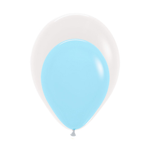 "12"" Standard Fashion Round Latex Balloons"