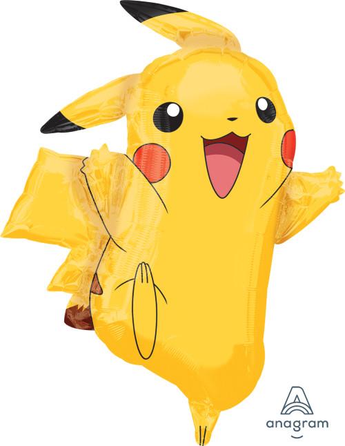 Pikachu Super Shape Foil Balloon (31inch)