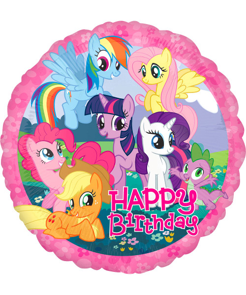 [Party: My Little Pony] My Little Pony Foil Balloon (18inch)