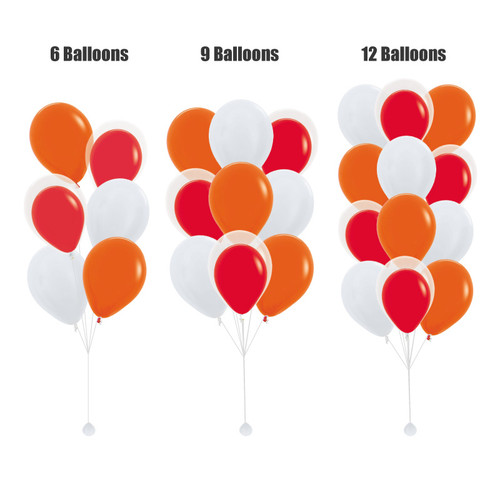 Balloon In A Balloon Cluster - Fashion Color