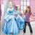 Jumbo Cinderella Airwalker Balloon (48inch)