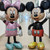 [Mickey & Minnie] Jumbo Mickey Airwalker Balloon (52inch) (A08318)