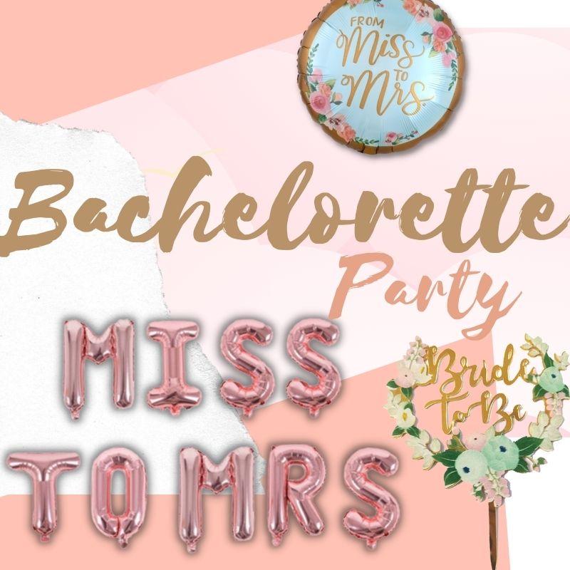Bachelorette by Give Fun Singapore Balloons