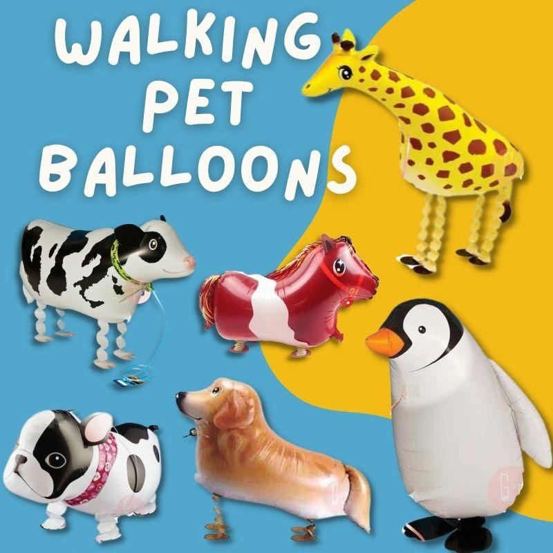 Walking Pet Balloons by Give Fun Singapore Balloons