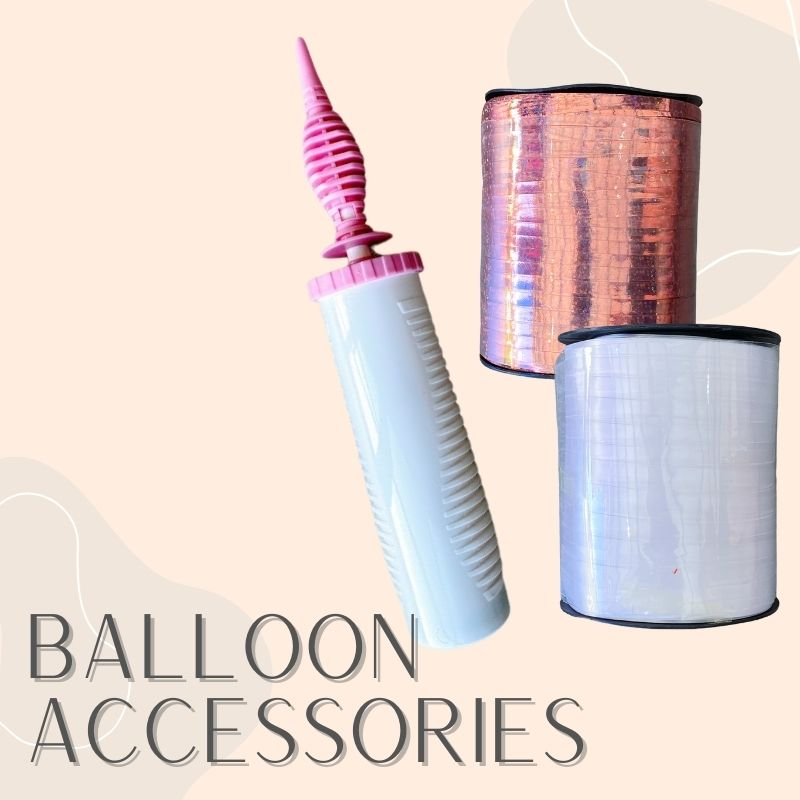 Helium Balloons Delivery Singapore Party Supplies Decorations Balloon Pump String Accessories LED Lights