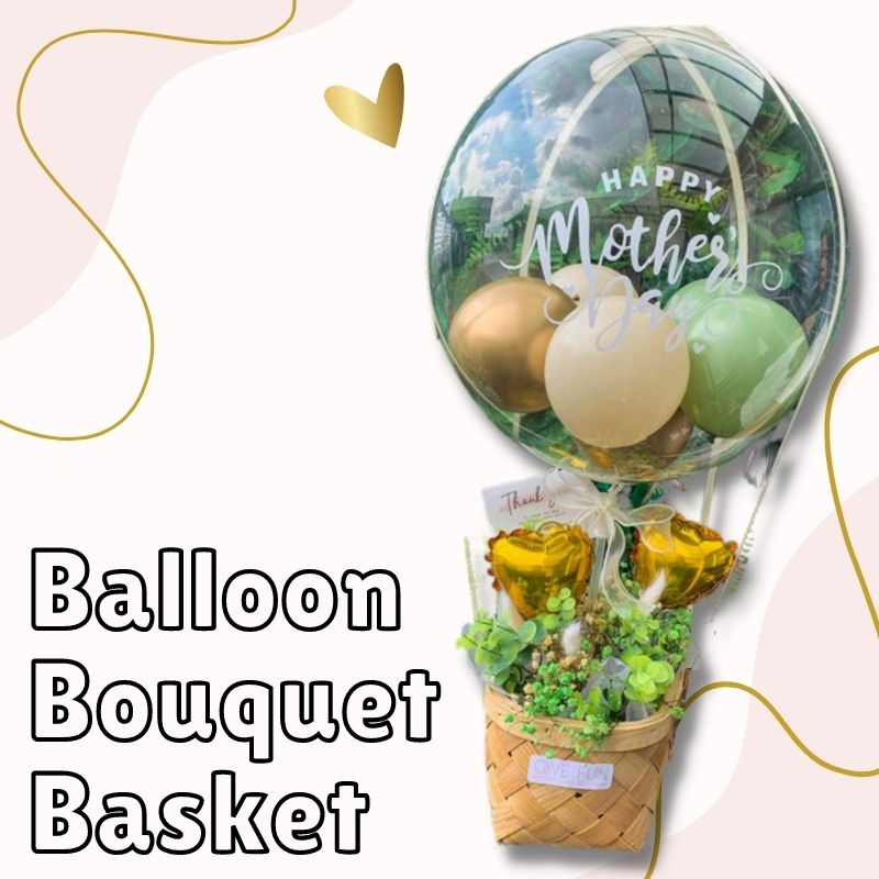 Give Fun Singapore  best gift for Baby Shower Girl Friend Boy Friend Newborn Babies Dad Daddy Father Mom Mum Mommy Mother Birthday Gifting Gifts Same Day Delivery Personalised Basket Flower Balloon