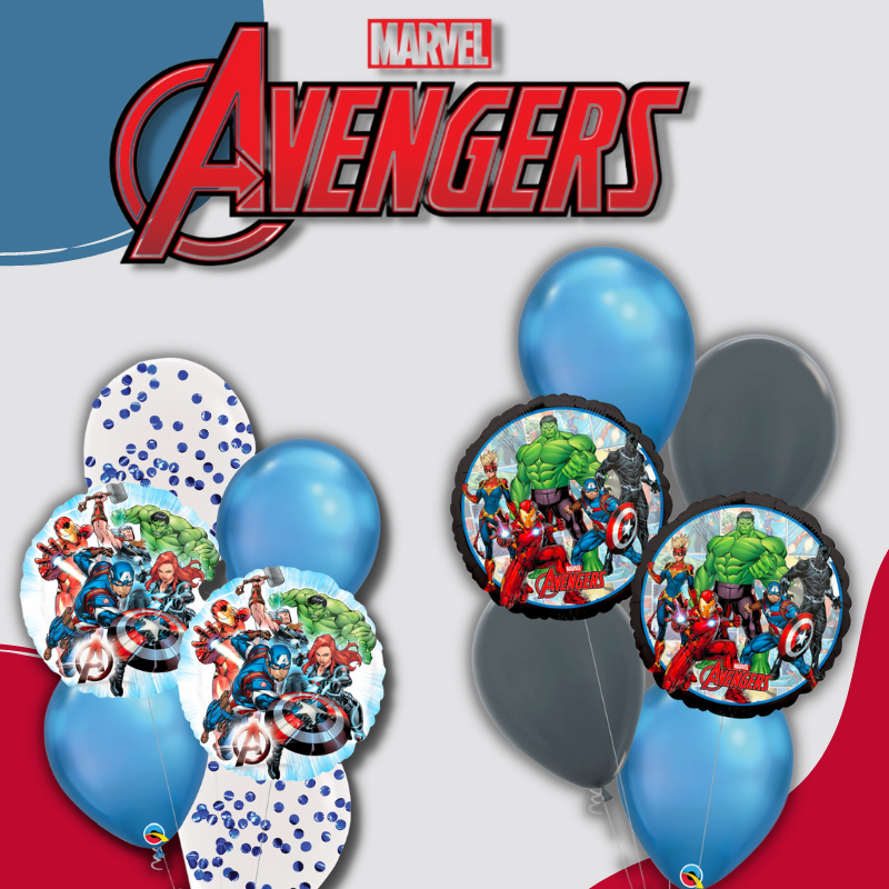 Avengers Licensed Balloon By Give Fun Singapore