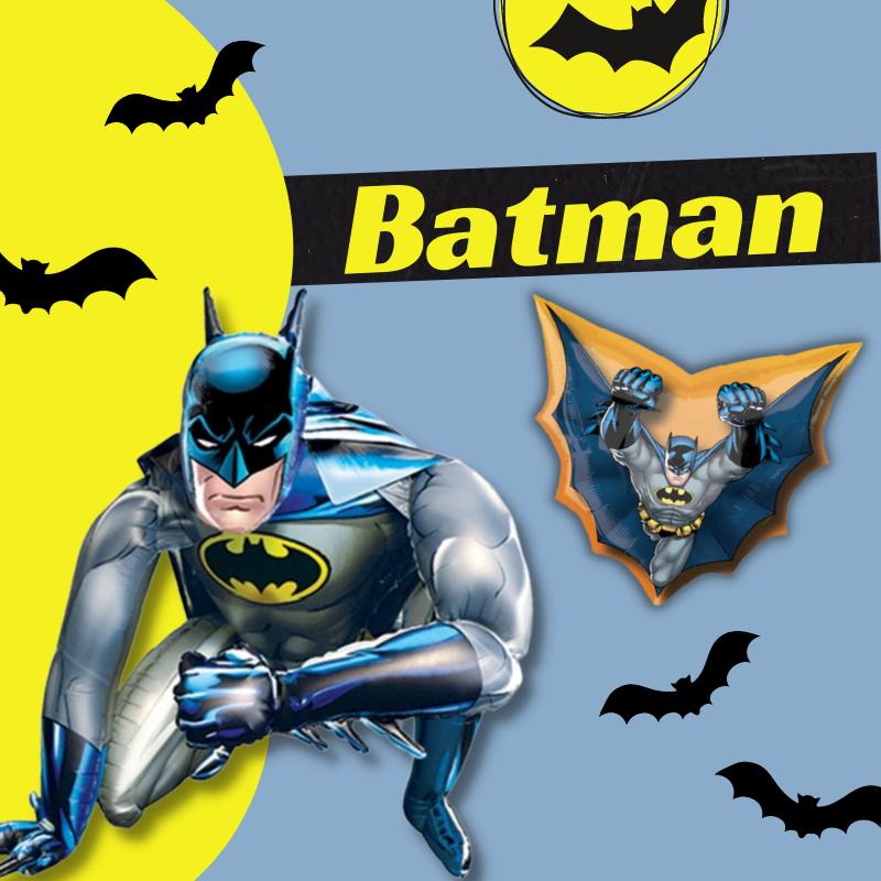 Batman Licensed Balloon by Give Fun Singapore