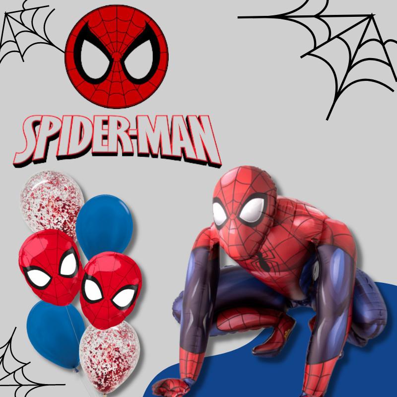 Spiderman Licensed Balloon Avenger Marvel by Singapore E-Commerce Store Shop