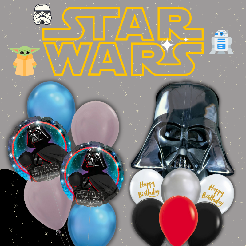 Star Wars Storm Stropper Licensed Balloon by Give Fun Singapore Online Party Decoration Store