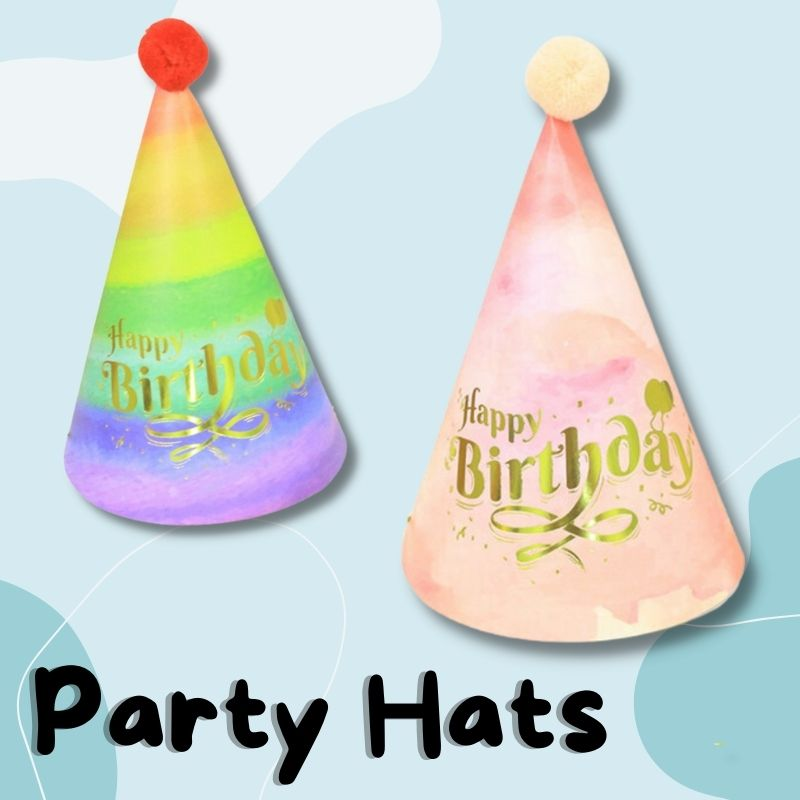 Give Fun Singapore Same Day Delivery Express Courier Store Pick Up Party Supplies Birthday Celebration Decorations Party Hats Children Kids School Preschool Celebration in Class