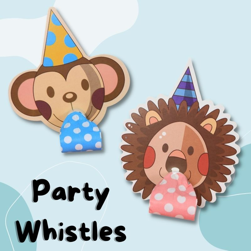 Give Fun Singapore Same Day Delivery Express Courier Store Pick Up Party Supplies Birthday Celebration Decorations Kids Children School Celebration Party Whistles