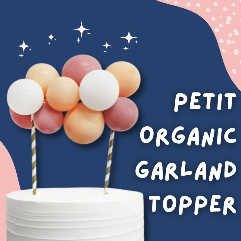 Give Fun Singapore Decoration Cake Topper Cupcake Toppers Party Supplies Dessert Table Petit Organic Garland