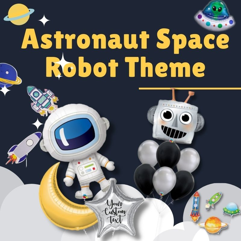 Astronaut by Give Fun Singapore Balloons