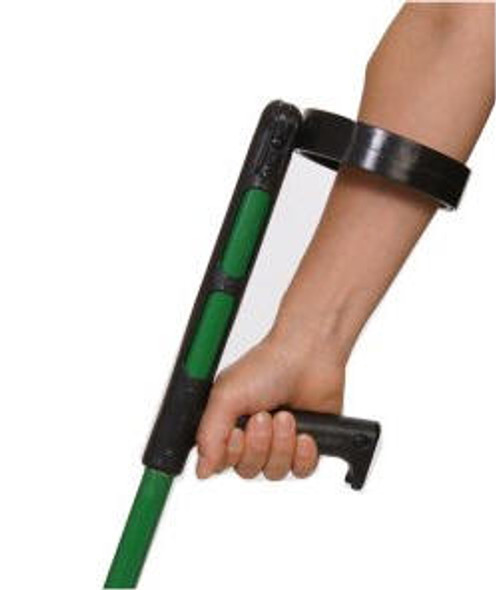 RoboHandle grip for garden tools and recreational equipment.