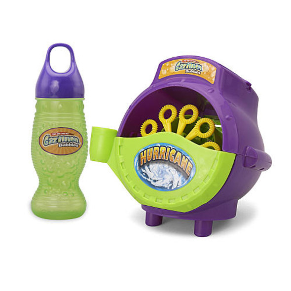 Gazillion Hurricane Bubble Blower Switch Adapted Toy