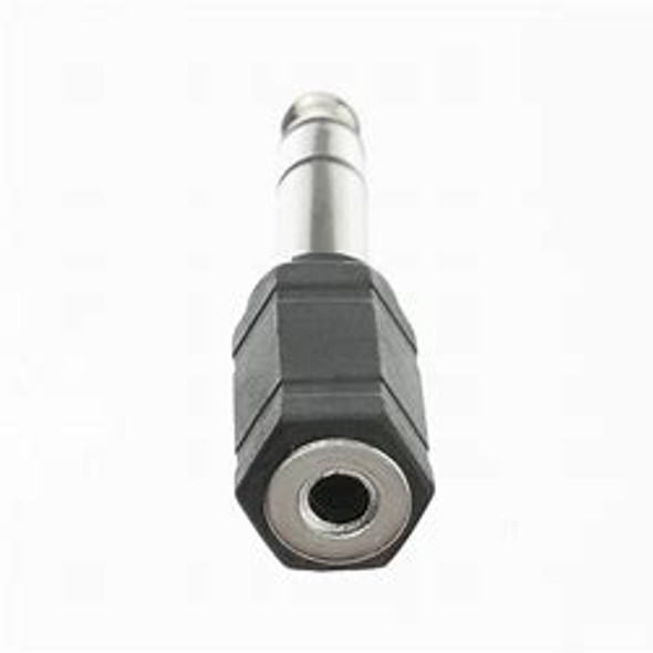 1/4 Male to 1/8 Female Plug Adapter