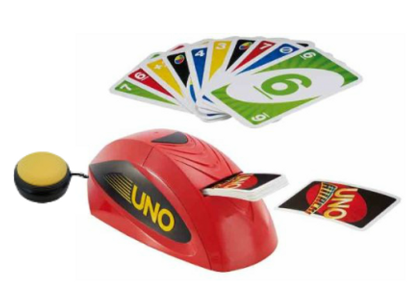UNO Attack! switch adapted game