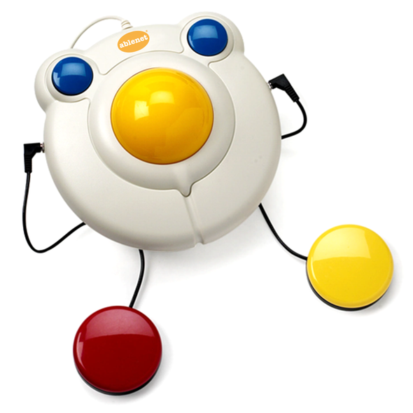 BIGtrack Ball Mouse
