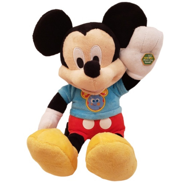 Clubhouse Fun Mickey Mouse Switch Adapted Toy for Kids with Special Needs