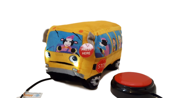 Wheelie Singing Bus