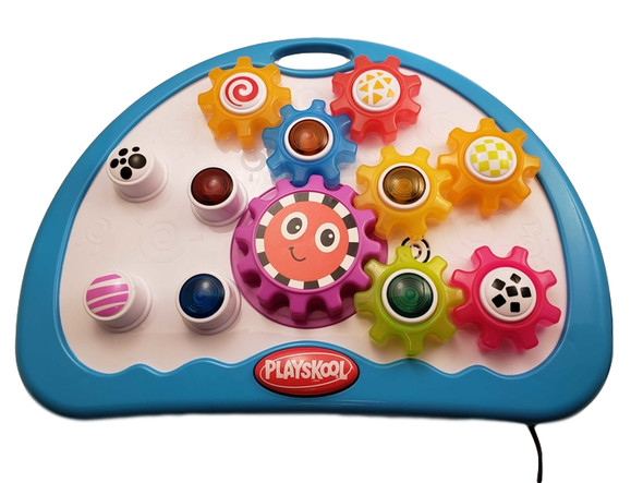 Explore N' Grow Busy Gears Switch Adapted Toy