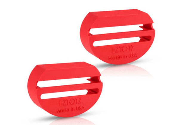 EZtotZ prevents accidental release of seatbelts
