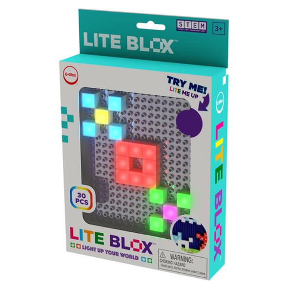 Lite Blox cool light up blocks for education fun.