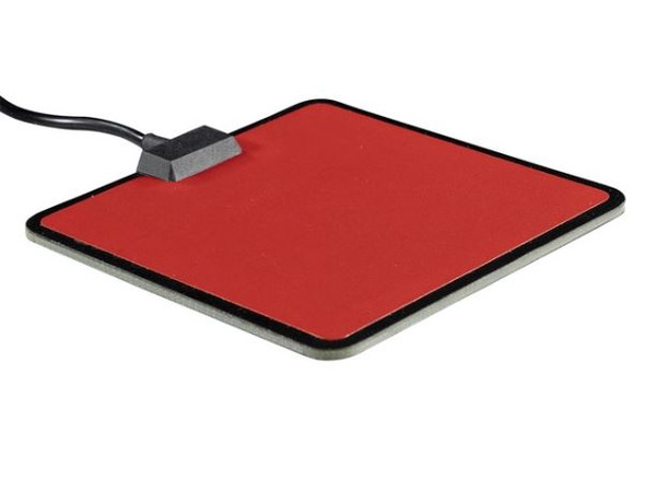 Low profile plate switch