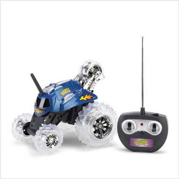 Thunder Tumbler Radio Controlled Car - Switch Adapted