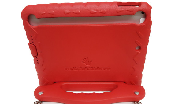 Rugged Rubber iPad Case with or without carrying shoulder strap