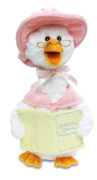 Mother Goose Nursery Rhyme Switch Adapted Toy