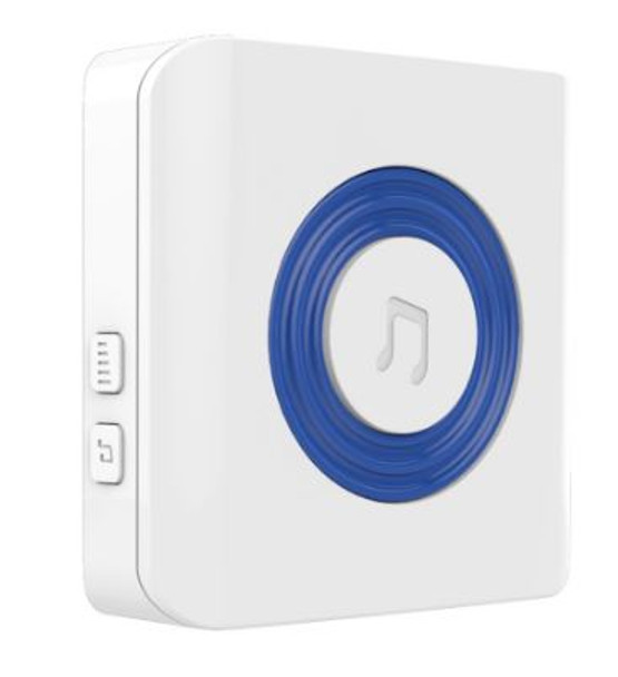 Side buttons on Plug In Chime