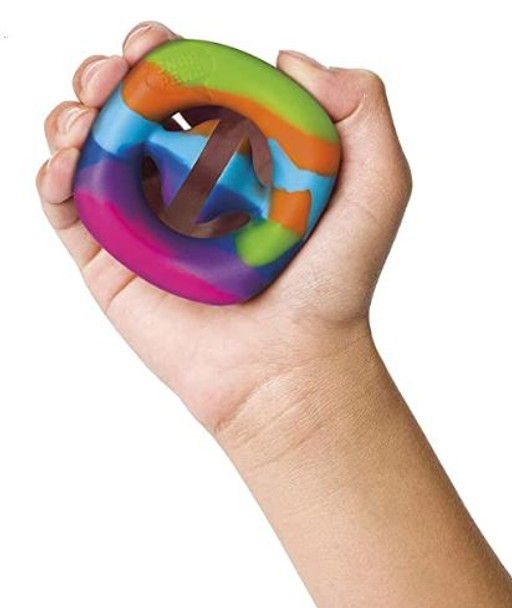 Snapperz is the hand sized sensory toy that pops!