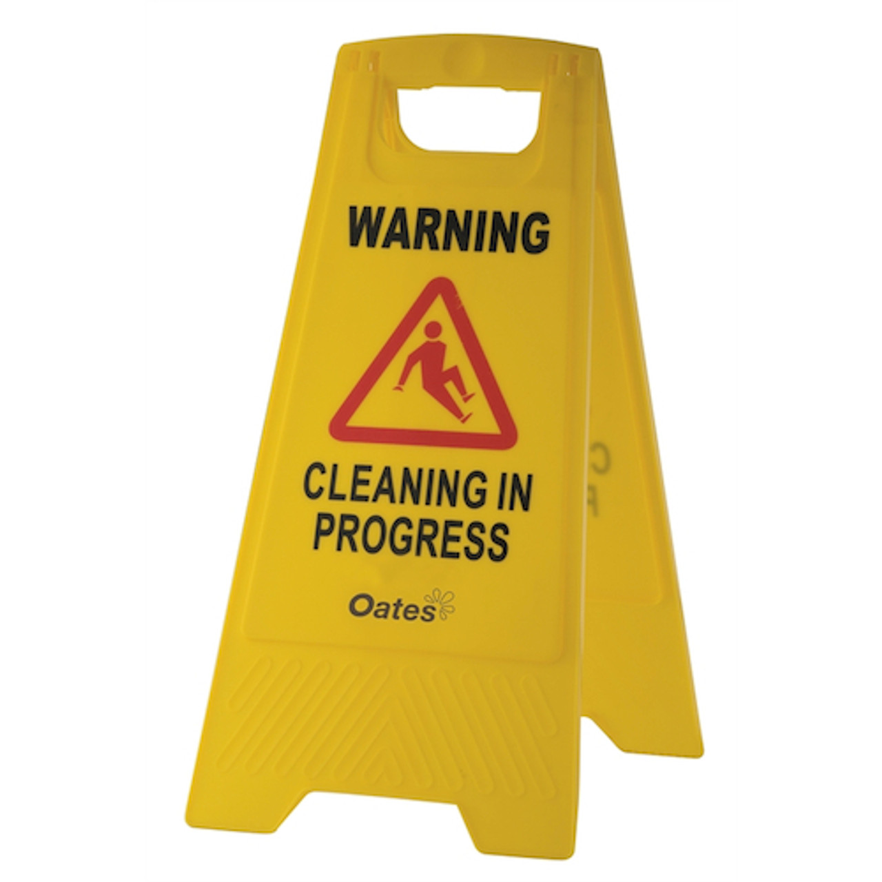 Warning Cleaning Progress Sign Safety Signs