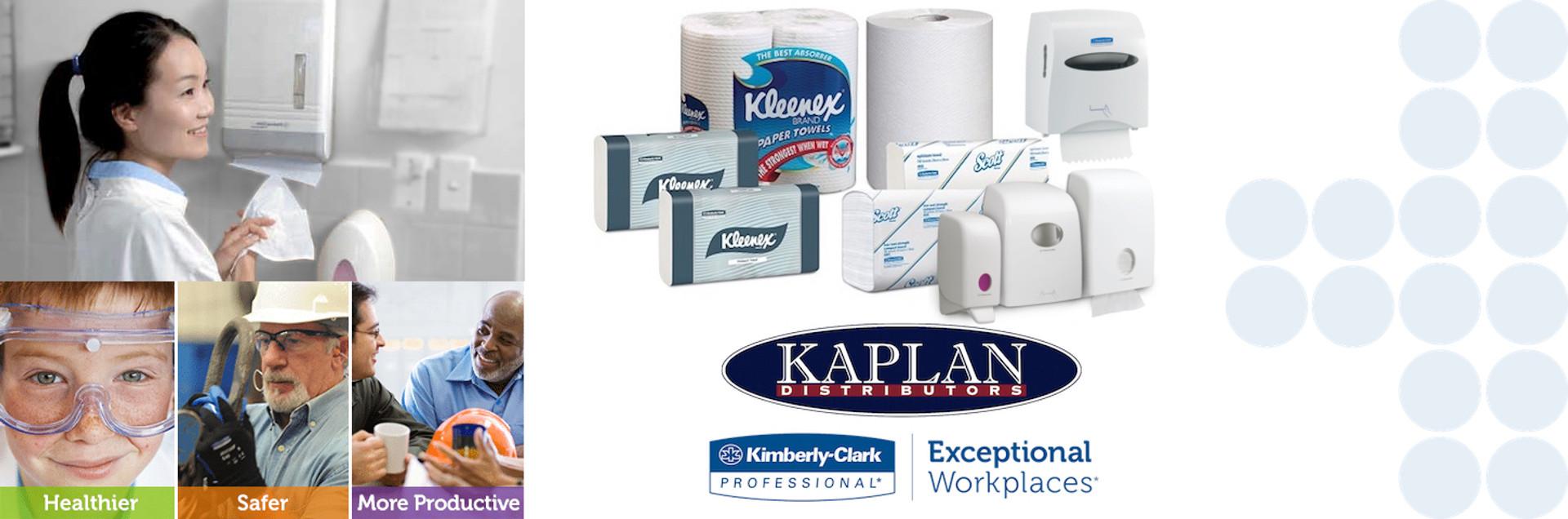 Kimberly Clark Authorised Distributor | Washroom Supplies