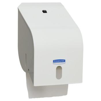 4941 Roll Towel Dispenser - White Enamel
