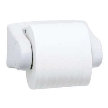Single Roll Toilet Tissue Dispenser ABS Plastic